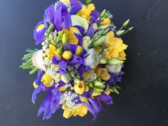 Vickys Flowers specialist wedding and event florist, first established Now freelance based in West Lothian Flower Service, Yellow Wedding Flowers, Wedding Bouquets, Floral Wreath, Creativity, Wreaths, Style, Swag, Flower Crowns