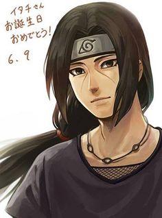 Naruto II Uchiha Itachi