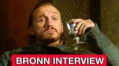 Game of Thrones Season 5 Bronn Interview - Jerome Flynn