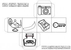 328 best lengua tercer ciclo images on pinterest spanish grammar cubo para contar historias objetos 11pdf story cubes recursos educativos lengua fandeluxe Choice Image