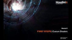 M09 | First Steps | Custom Shaders on Vimeo