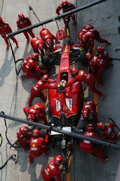 Kimi Raikkonen Photos - F1 Grand Prix of Malaysia - Zimbio