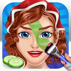 New ios app fashion nail salon game naeem ur rehman new ios app christmas hair nail salon game best fun games solutioingenieria Images