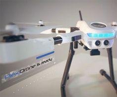 PlexiDrone - Control a Swarm & Capture Stunning Aerial Film!