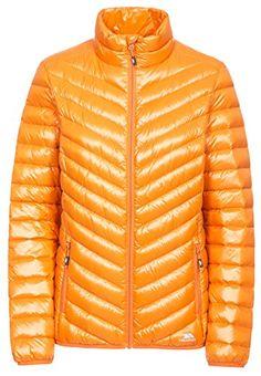 Veste sans manche orange femme