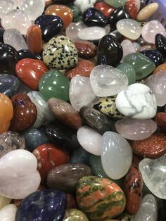 Can you spot your favorite crystal?👀 Comment below and tell us which ones you see! - Click the link in our bio to discover all of the crystals we have and learn more about what they can do for you. Crystals And Gemstones, Stones And Crystals, Wicca, Crystal Room, Crystal Aesthetic, Crystal Guide, Cool Rocks, Witch Aesthetic, Crystal Healing Stones