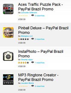 PayPal e BlackBerry oferecem a usuários brasileiros Apps com 90% de desconto - Web Expo Forum 2012