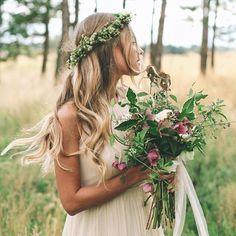 9 Free-Spirited Ways to Be a Gorgeous Bohemian Bride 2