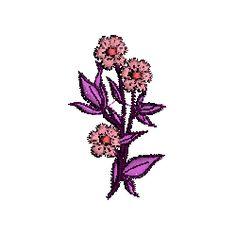 Flower $10.00 Wedding Embroidery, Flowers, Plants, Flora, Royal Icing Flowers, Floral, Plant, Florals, Flower