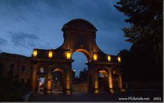La grande Prospettiva, Ferrara, Italia, Foto1 - The big Perspective, Ferrara, Italy, Photo1