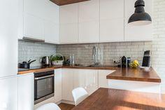Kuchnia styl Skandynawski - zdjęcie od Kameleon - Kreatywne Studio Projektowania Wnętrz