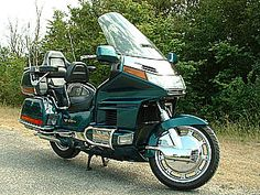 Goldwing, all about the Honda Goldwing series
