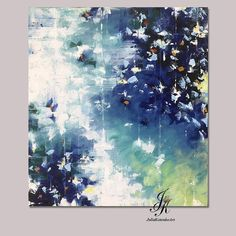 Abstract Acrylic Painting Landscape Abstract Painting Gold Painting THIS PAINTING IS SOLD. Your painting will be create very similar in same style, color and size.After you ordered I will start to create your painting directly.I will finish it in only 4-6 DAYS . If you need a