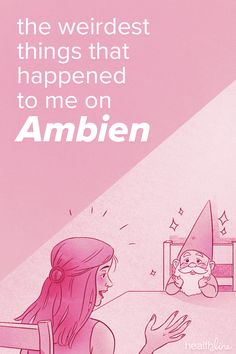 Ambien helps millions achieve better sleep, but many have experienced strange and dangerous side effects. Sleep Medicine, Sleeping Pills, Side Effects, Meditation, Weird, Walking, Sketches, Shit Happens, Health