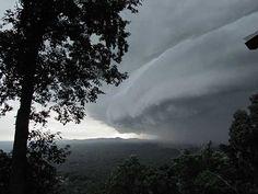 StormCloud 08202014 Pickens County ga