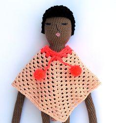 Crochet doll pattern Mila par CountSheepShop sur Etsy