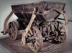 Ukrainian Salt trader's (Chumak) cart.