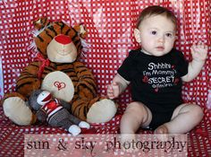 My son - 8 months old
