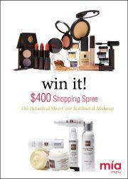 Mía Mariú Beauty Review & # Giveaway #Mia $400 Value Ends 9/18