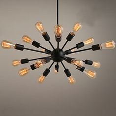 Chandelier , Traditional/Classic Painting Feature for Designers Metal Living . Chandelier, Pendent Lighting, Led Chandelier, Light, Modern Pendant Light, Cheap Ceiling Lights, Bulb, Large Chandeliers, Ambient Lighting