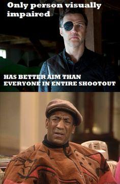 I love Bill Cosby's face!