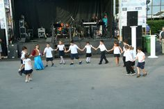 Our young dancers!