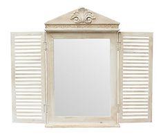 Espelho Janela Veneziana                                                       …