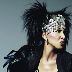 Singer, Songwriter, Executive ......  Nona Hendryx