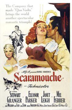 Scaramouche, de George Sidney, 1952