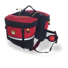 Mountainsmith Dog pack. Stuff For Camping - All About camping and Backpacking equipment