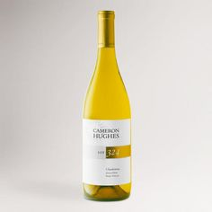 One of my favorite discoveries at WorldMarket.com: Cameron Hughes Lot 324 Chardonnay