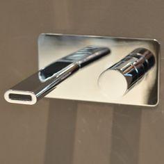 Treemme Unterputz Waschtischmischer Nano | Design: Gianluca Belli | verschiedene Oberflächen wählbar