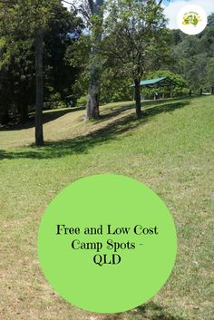 Sharp Park is an awesome low cost camp at Canungra.