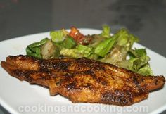 Spicy Basa Fillet
