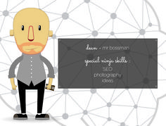 Dean - Mr Bossman