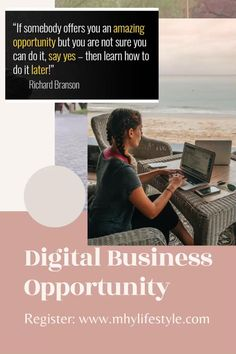 Learn How to Start an Online Business Mobile Marketing, Email Marketing, Affiliate Marketing, Internet Marketing, Successful Online Businesses, Richard Branson, Marketing Quotes, Small Business Marketing, Advertising Campaign