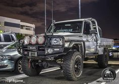 One Stop Classic Car News & Tips – Worldwide classic cars. Toyota Cruiser, Fj Cruiser, Toyota Lc, Toyota Trucks, Toyota Hilux, Landcruiser Ute, Landcruiser 79 Series, Pick Up, My Dream Car