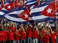 Banderas de Cuba, Cuban Flags, Bandiere di Cuba http://www.flagsonline.it/asp/flag.asp/flag_cuba/cuba.html