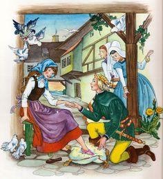 Art   Cinderella by Kuhn