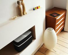 Wireless Speakers Are the New Bookshelf Stereos for the Living Room