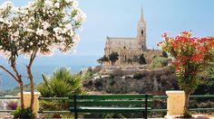 Balluta Church, #Malta │ #VisitMalta visitmalta.com