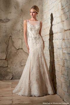 Mori Lee by Madeline Gardner Fall 2015 Wedding Dresses
