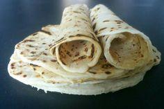 Wrap ou tortillas de blé - Mes Recettes au Cooking Chef