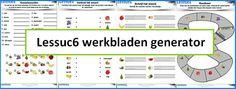 WERKBLADEN GENERATOR Lessuc6.nl - Werkbladen