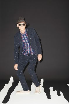 Band of Outsiders | Spring 2015 Menswear Collection | Style.com