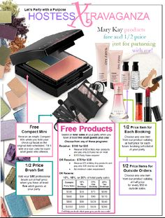 Mary Kay Flyers | download now Its about Brochures Flyers Etc Mary Kay Advertisement ...