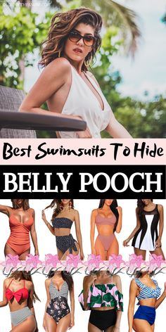 Best Swimsuits To Hide Belly Pooch | tummy control swimwear | high waist bikini | slimming swimsuits | tummy control swimsuits | tankini | monokini | swimdress | flattering swimsuits | swimsuits to hide tummy bulge | plus size swimwear | slimming swimwear | flattering swimwear | summer holiday | beachwear | high waist bikini bottoms | swimwear to hide postpartum pooch | Bathing Suits That Will Hide Your Belly Fat | Swimsuits Hide Belly Fat | #swimwear #swimsuits #bikinis Flattering Swimsuits, Best Swimsuits, Women Swimsuits, Hide Belly, Women's Summer Fashion, Mom Fashion, Fashion Group, Tummy Control Swimsuit, Belly Pooch