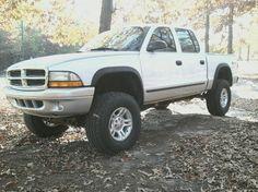 lifted dodge dakota truck | 2003 Dodge Dakota Quad Cab SLT Pickup 4D 5 ft - Byron, GA owned by ...