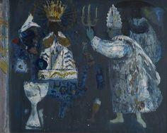 The Ritualists, 1963 - David McClure (1926–1998)