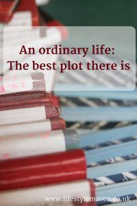 If you found 148 diaries in a skip, would you read them? And how do you write a biography about an unnamed person, who you've never met and who seems to have discarded their life's work? An ordinary life: the best plot there is…